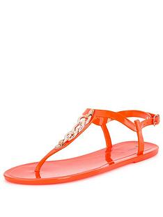 v-by-very-farren-chain-detail-jelly-toepost-sandal