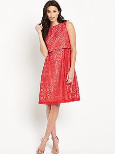 oasis-lace-2-in-1-midi-dress-red