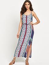 Casual Mexico Midi Dress