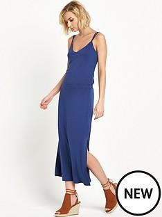 warehouse-double-strap-midi-dress