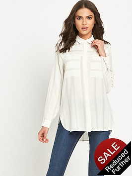 warehouse-relaxed-textured-stripe-shirt
