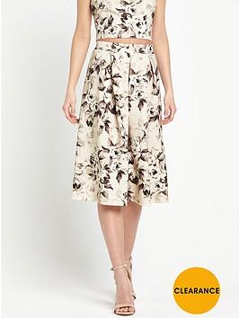 miss-selfridge-floral-midi-skirt