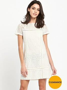 miss-selfridge-petite-heavy-lace-embroidered-tee-dressnbsp