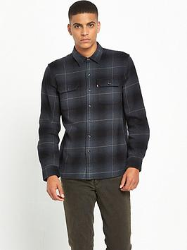 levis-worker-checked-shirt
