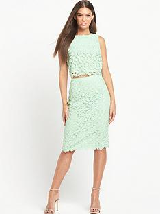 miss-selfridge-lace-topnbsp
