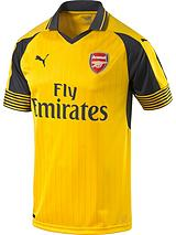 PUMA ARSENAL MENS 16/17 AWAY SHIRT