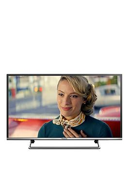 Panasonic Viera 40Ds500B 40 Inch HdReady Smart Led Tv With Freeview Hd BuiltIn Wifi &Amp Adaptive Backlight Dimming