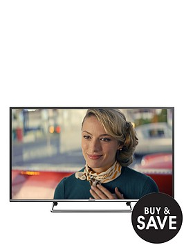 panasonic-viera-49ds500b-49-inch-hd-ready-smart-led-tv-with-freeview-hd-built-in-wifi-amp-adaptive-backlight-dimming