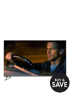 panasonic-50dx700b-50-inch-4k-ultra-hd-hdr-smart-led-tv-with-freeview-hd-wi-fi-amp-art-of-interior-tailored-design-save-pound100-on-ub700ebknbsp4k-uhdnbspblu-ray-player-krmna