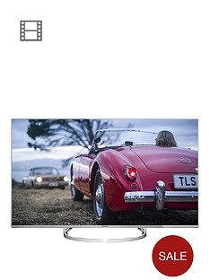 panasonic-viera-50dx750b-50-inch-ultra-hd-hdr-3d-smart-led-tv-with-freeview-hd-and-art-of-interior-tailored-switch-design
