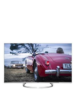 Panasonic 58Dx750B 58 Inch 4K Pro Ultra Hd Hdr 3D Smart Led Tv With Freeview Hd And Art Of Interior Tailored Switch Design