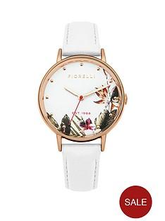 fiorelli-fiorelli-white-floral-printed-dial-white