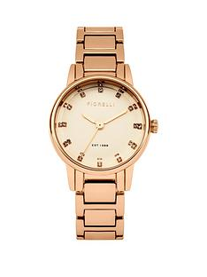 fiorelli-fiorelli-rose-gold-tone-stone-set-dial-rose-gold-tone-metal-bracelet-ladies-watch