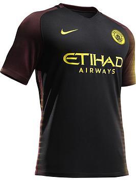 Nike Nike Mens Manchester City Fc 201617 Away Shirt