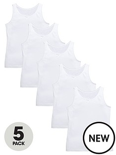 top-class-5pk-white-sleeveless-school-vests