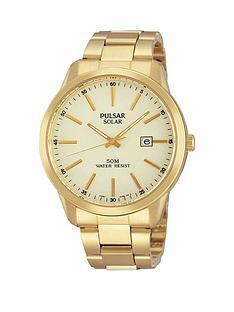 pulsar-mensnbspsolar-powered-gold-tone-dress-watch