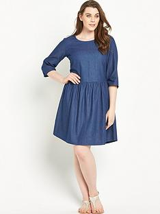 junarose-curve-denim-dress