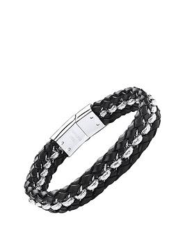 stainless-steel-and-leather-woven-mens-b