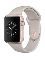 Watch Sport 42mm Rose Gold Aluminium Case with Stone Sport Band