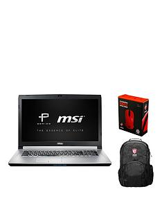 msi-pe70-6qe-intelreg-coretrade-i7-processor-8gb-ram-1tb-hard-drive-173-inch-pc-gaming-laptop-with-nvidia-2gb-gtx-960m-graphics-silver