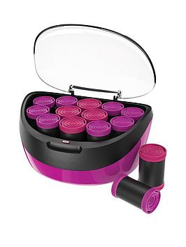 Remington H5670 Jumbo Hair Curlers  With Free Extended Guarantee
