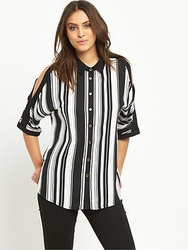 v-by-very-cold-shoulder-stripe-blousenbsp