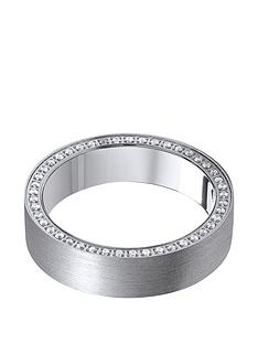 titanium-with-cubic-zirconia-edge-6mm-mens-ring