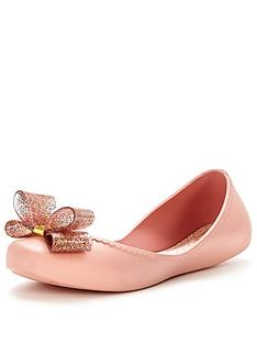 zaxy-zaxy-start-glitter-bow-pump