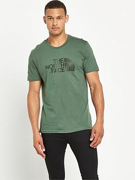 the-north-face-easynbspmens-t-shirt-green