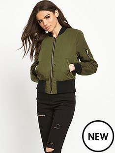 miss-selfridge-bomber-jacket