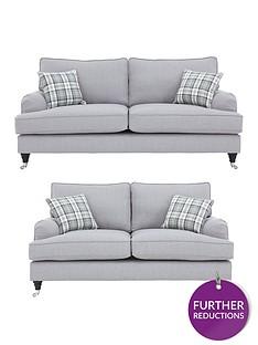cavendish-wallis-3-seaternbsp-2-seaternbspfabric-sofa-set-buy-and-save