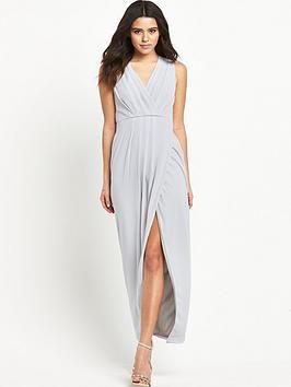 tfnc-dixie-pleat-maxi-dress