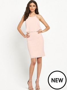 miss-selfridge-sparkle-double-layer-midi-dress