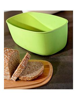 berghoff-bamboo-fibre-bread-bin-in-lime-green