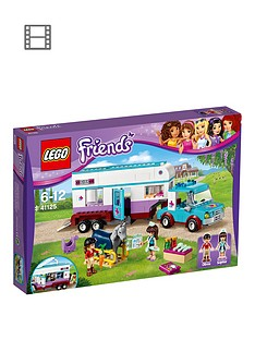 lego-friends-horse-vet-trailer-41125
