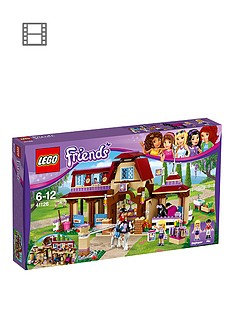 lego-friends-41126nbspheartlake-riding-clubnbsp