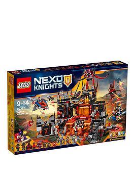 Lego Nexo Knights JestroS Volcano Lair 70323