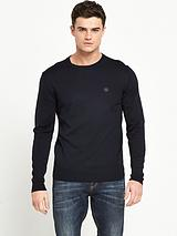 Pretty Green Mosley Crew Neck Jumper