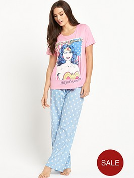 wonder-woman-wonder-woman-not-just-a-pretty-face-pj-set