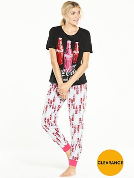 coca-cola-coca-cola-refresh-yourself-pj-set