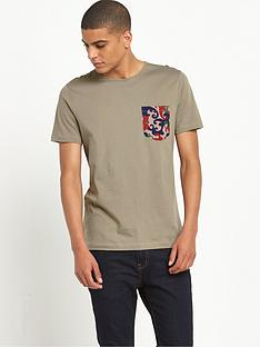 pretty-green-riley-pocket-t-shirt