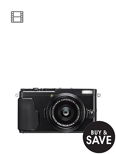fuji-finepix-x70-163mp-camera-black