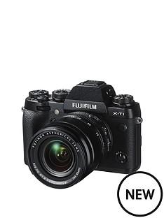 fuji-finepix-x-t1-163-megapixelnbspdigital-camera-with-18-55mmnbsplens