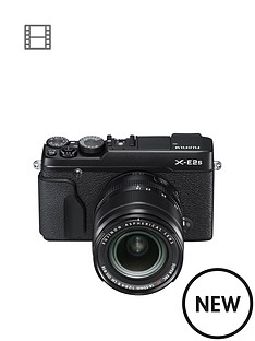 fuji-fujifilm-x-e2s-black-kit-with-18-55mm-lens-16mp-camera