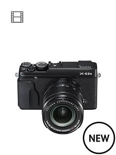 fuji-fujifilm-x-e2s-black-kit-with-18-55mm-lens-16mp-camera