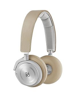 B&O Play By Bang &Amp Olufsen H8 Active Noise Cancelling OnEar Headphones  Natural