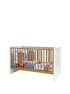 babystyle-trilogy-cot-bed-honey-pine
