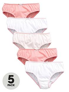 mini-v-by-very-girls-favourites-pink-knickersnbsp5-pack