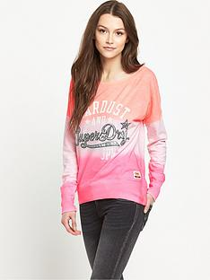 superdry-paradise-ombre-dip-dye-top