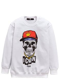 v-by-very-boys-icon-skull-sweatshirt